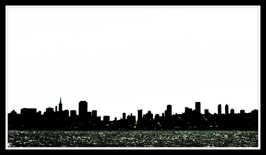 1024x598 Sf Skyline San Francisco Bay, Ca Bnat!