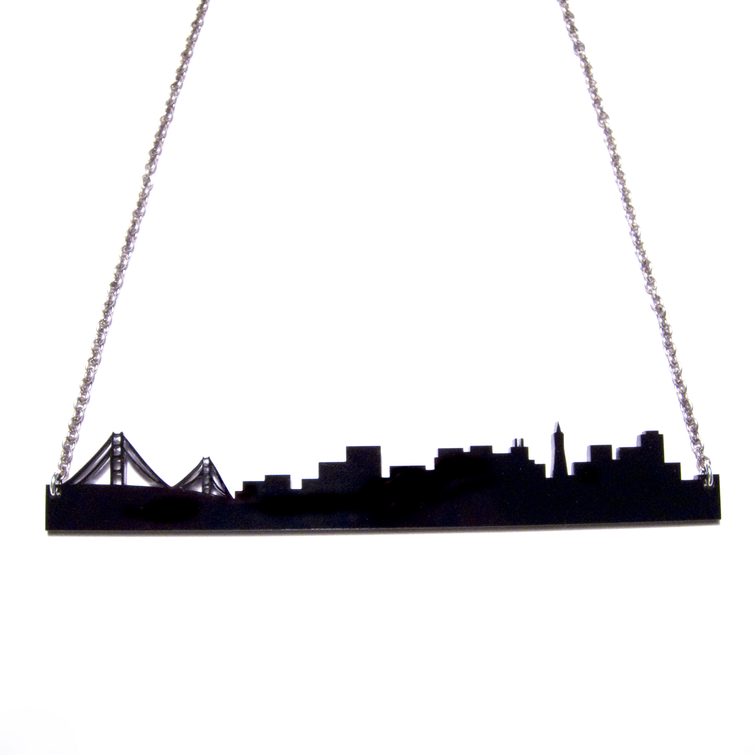 2649x2649 Skyline Necklace San Francisco Jewelry Plastique Scoutmob