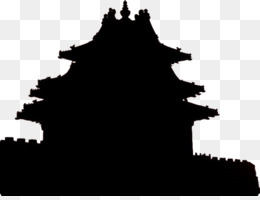 260x200 Free Download Forbidden City Jingshan Park Shanghai Silhouette