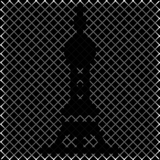 512x512 Shanghai Pearl Tower Icon