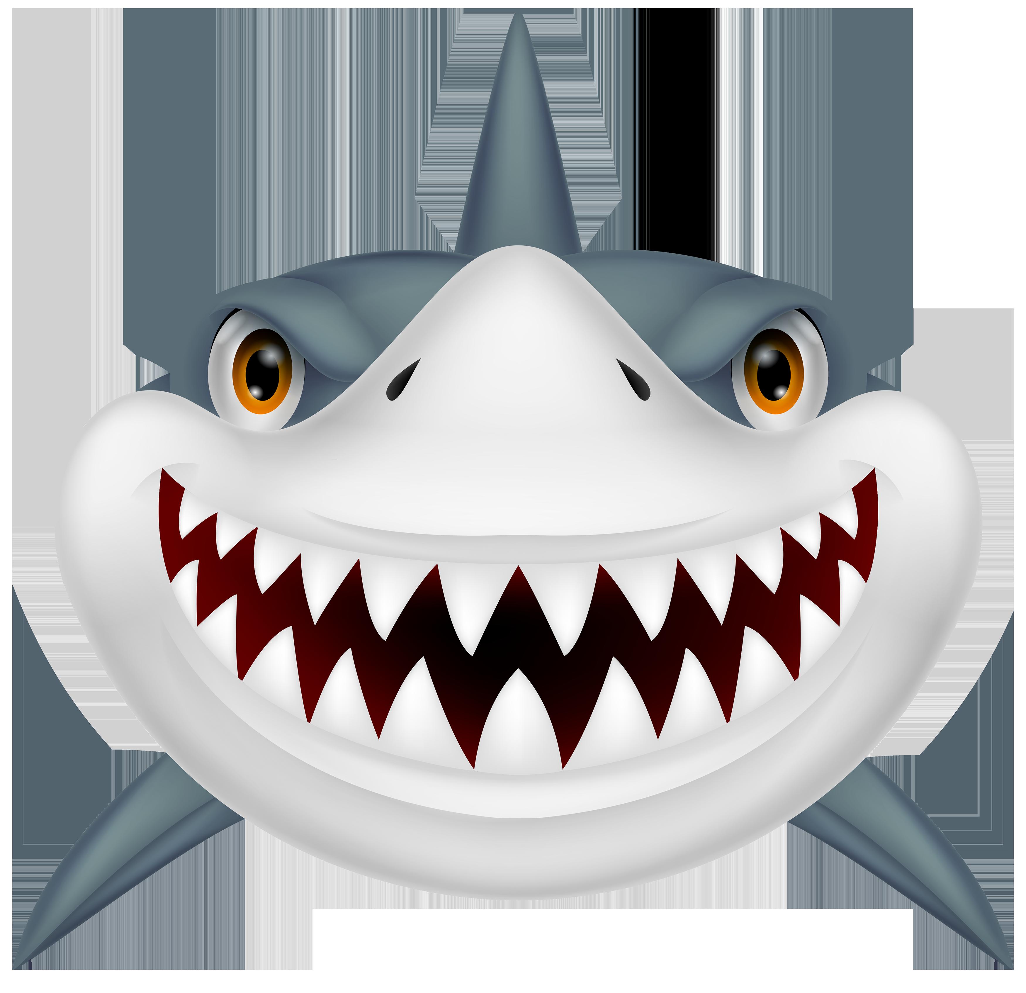 Shark Silhouette Clip Art