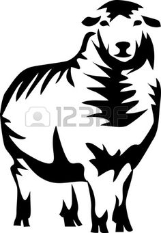 236x341 Sheep Silhouette Stock Vector Illustration And Royalty Free Sheep