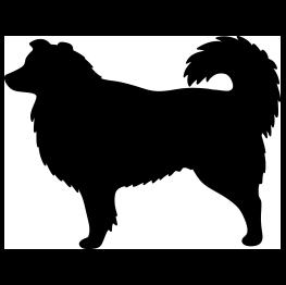 263x262 Australian Shepherd Silhouette Plotr Australian