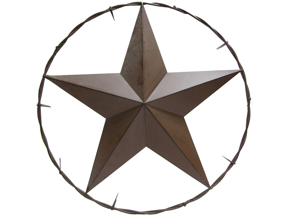 965x722 Sheriff Star Badge Clipart