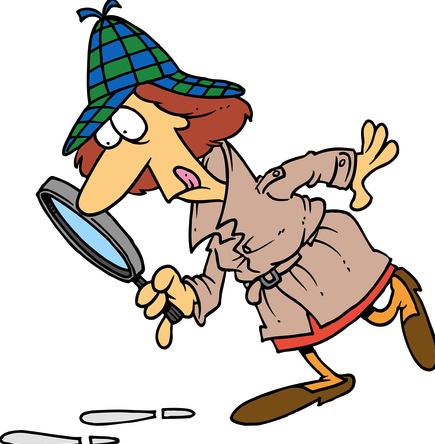 435x444 Sherlock Holmes Clipart Sherlok