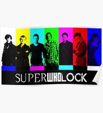 210x230 Superwholock Posters Redbubble