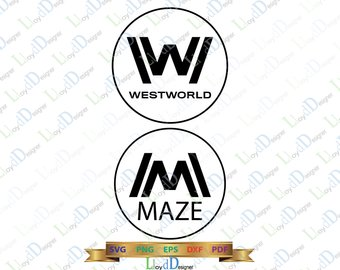 340x270 Westworld Svg Westworld Maze Svg Westworld Poster Violent