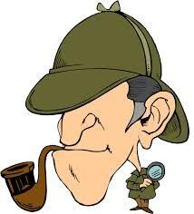 214x236 Sherlock Holmes Clipart Hint