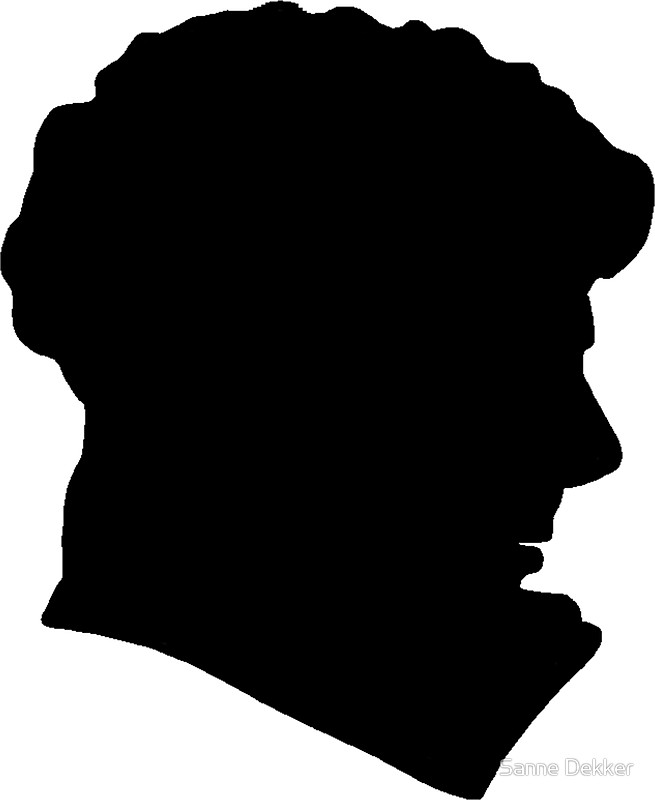 655x800 Sherlock Holmes (Bbc) Silhouette Stickers By Sanne Dekker Redbubble