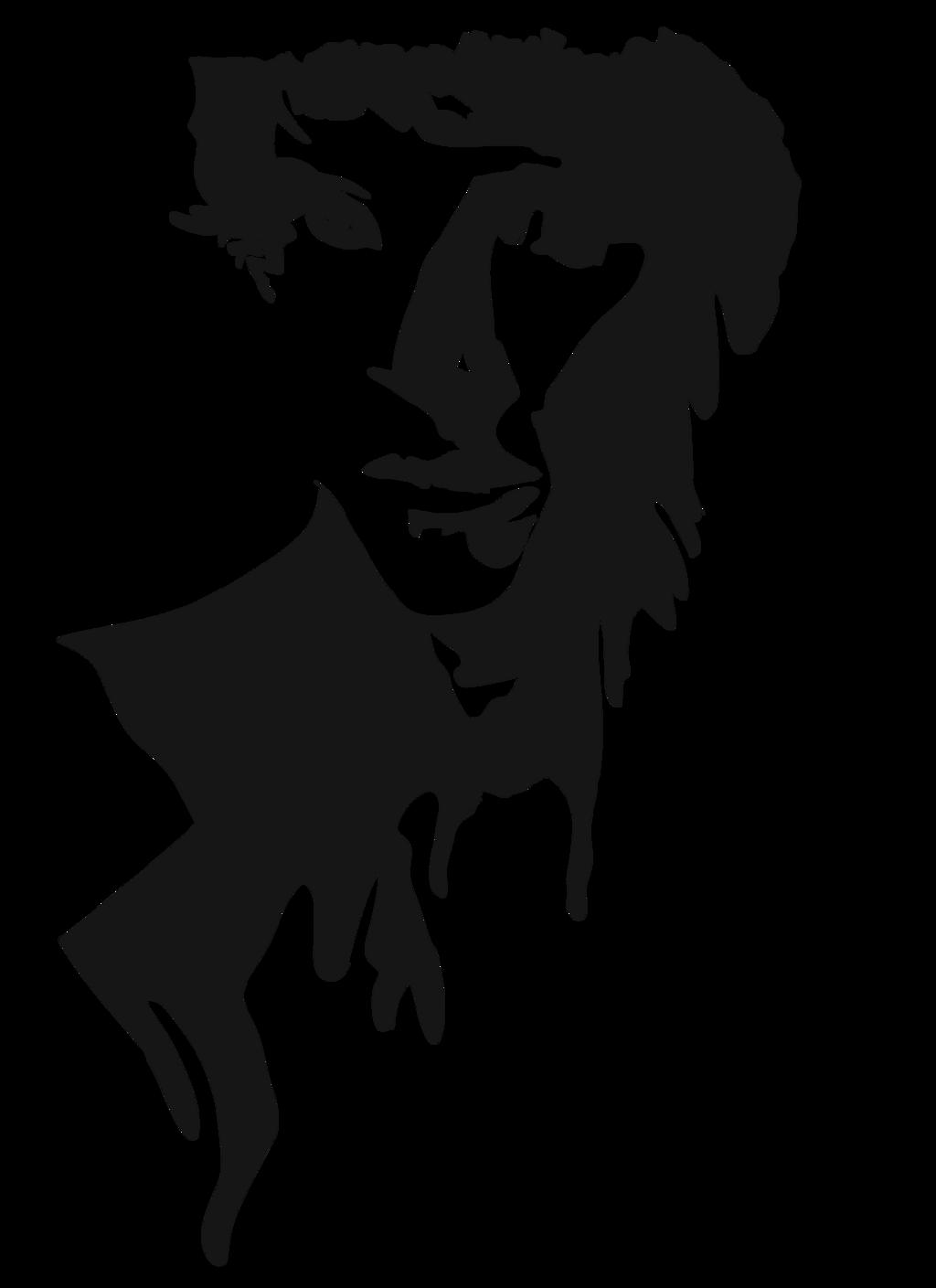 1024x1409 Sherlock Silhouette (Bbc) By Anikavandermeulen