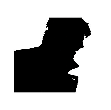 378x376 Sherlock's Silhouette By The Nature Author
