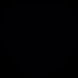 256x256 Club, Shapes, Emblem, Shield Silhouette, Shield Icon