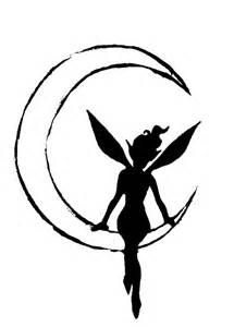 215x300 Tinkerbell Silhouette Cut Outs Tinkerbell