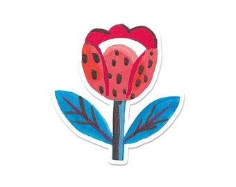 340x270 Tulip Tattoo Etsy