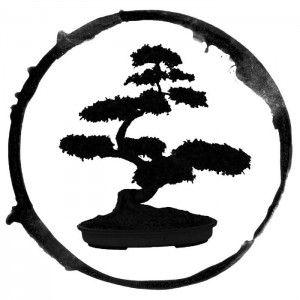 300x300 Bonsai Tree Logo Bonsadojo Logo Food Logo Tree