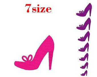 340x270 Shoe Silhouette Etsy