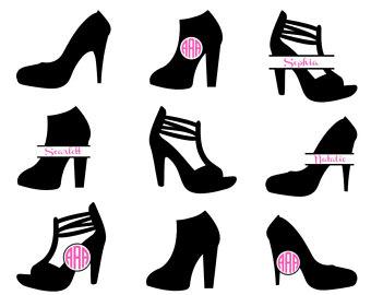 340x270 Ballet Shoes Svg Pointe Shoe Svg Princess Files Svg Little
