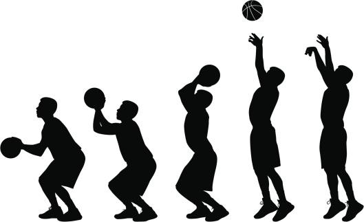529x323 Clipart Basketball Shot Shooter Cliparts Free Download Clip Art