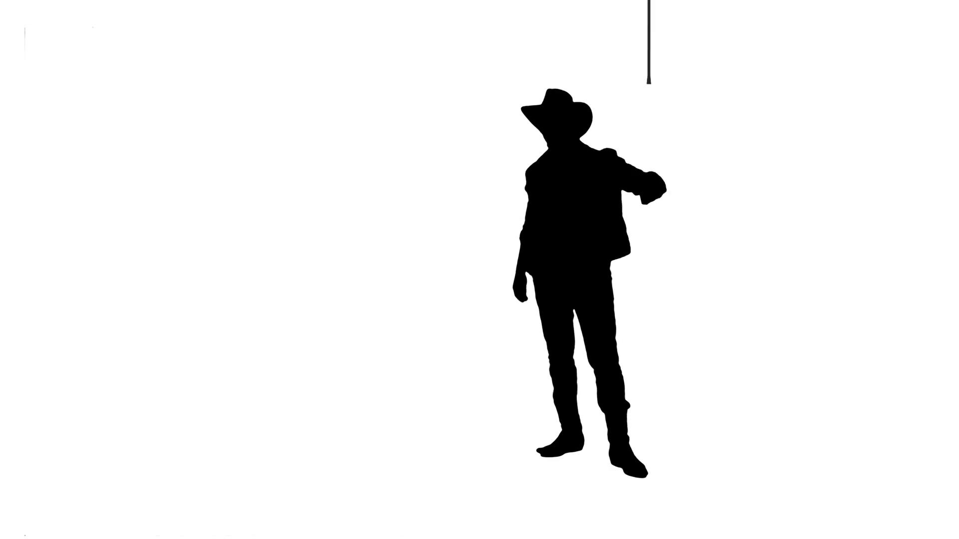 1920x1080 Cowboy Shadow