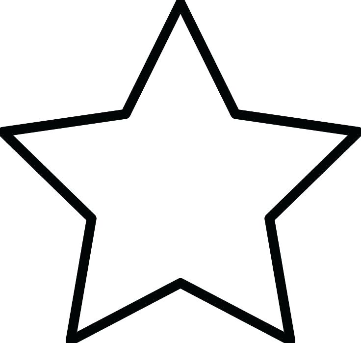 736x699 Shooting Stars Coloring Pages Star Coloring Pages Printable Star