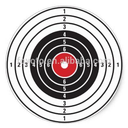 432x431 Splatter Paper Target, Splatter Paper Target Suppliers
