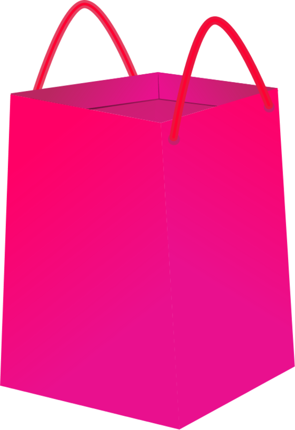 600x875 Shopping Bag Clipart Transparent Background Collection