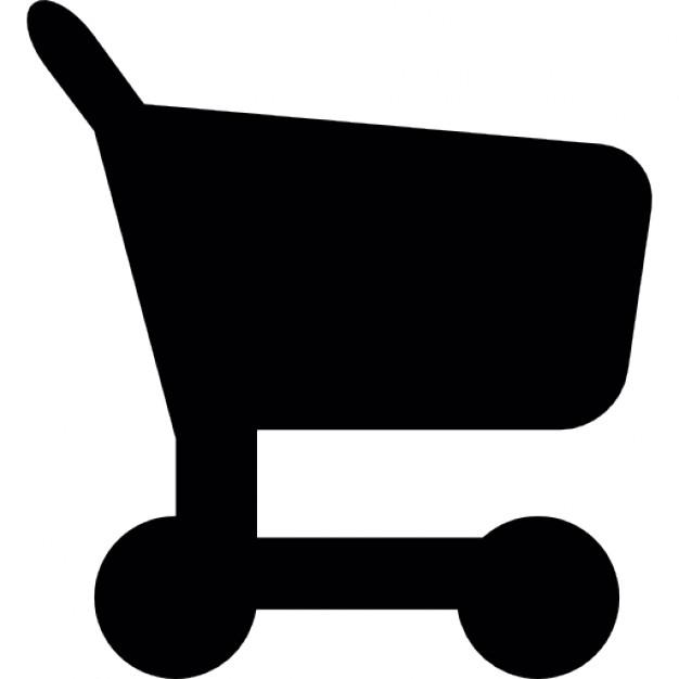 626x626 Shopping Push Cart Shadow Icons Free Download