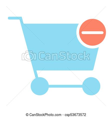 450x470 Remove Items From Shopping Cart Pixel Perfect Vector Vectors