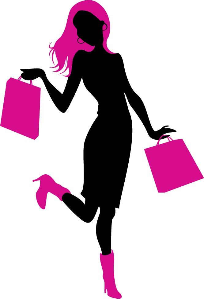 666x974 Girl Shopping By Luisxolavarria