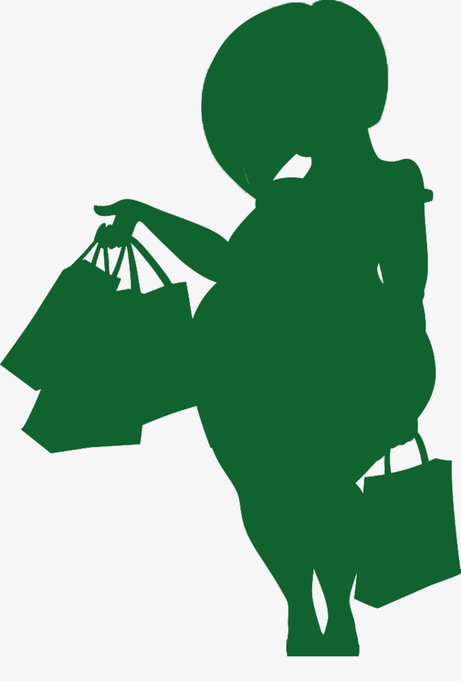 650x960 Short Fat Green Silhouette Of A Woman, Fat Woman, Green