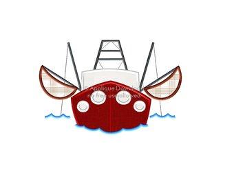 340x270 Shrimping Boat Etsy