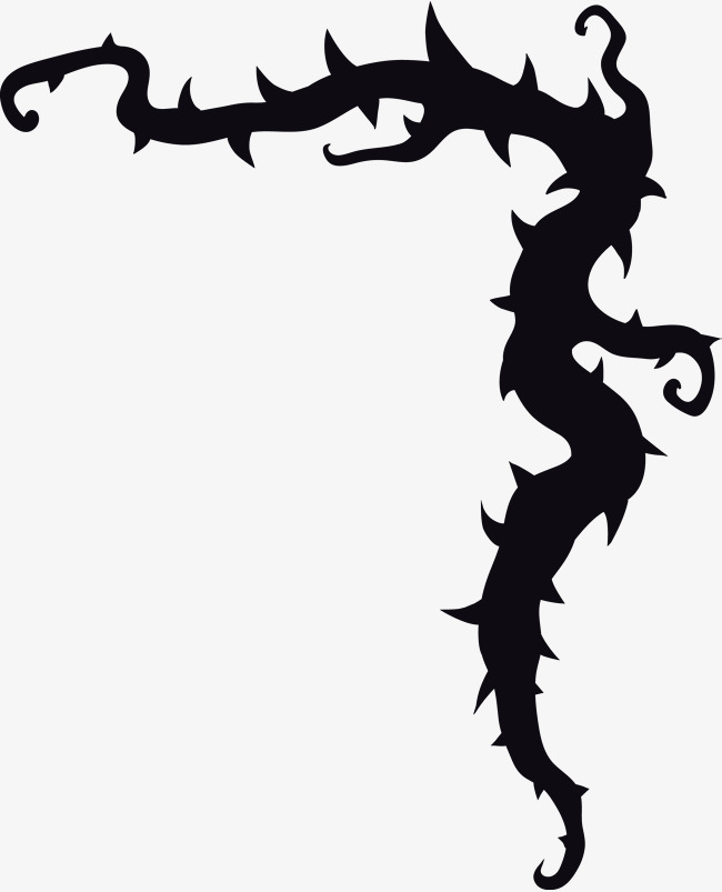 650x803 Shade Silhouette Vector, Shrub, Thorny, Thorns Png And Vector