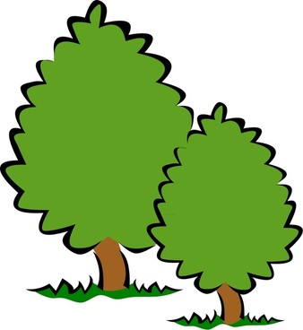 338x368 Vector Bushes For Free Download About (17) Vector Bushes. Sort By