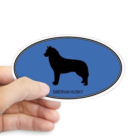 460x460 Siberian Husky Silhouette Hobbies Gifts