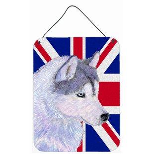 310x310 Siberian Husky Wall Art Wayfair