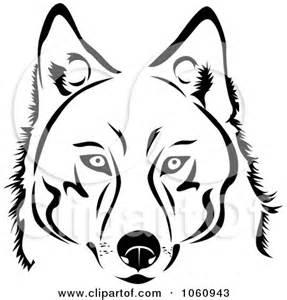 287x300 Siberian Husky Clipart Siberian Husky Drawing