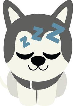 236x341 Husky Pillow Cover Siberian Husky Art Husky By Henhouseoriginals