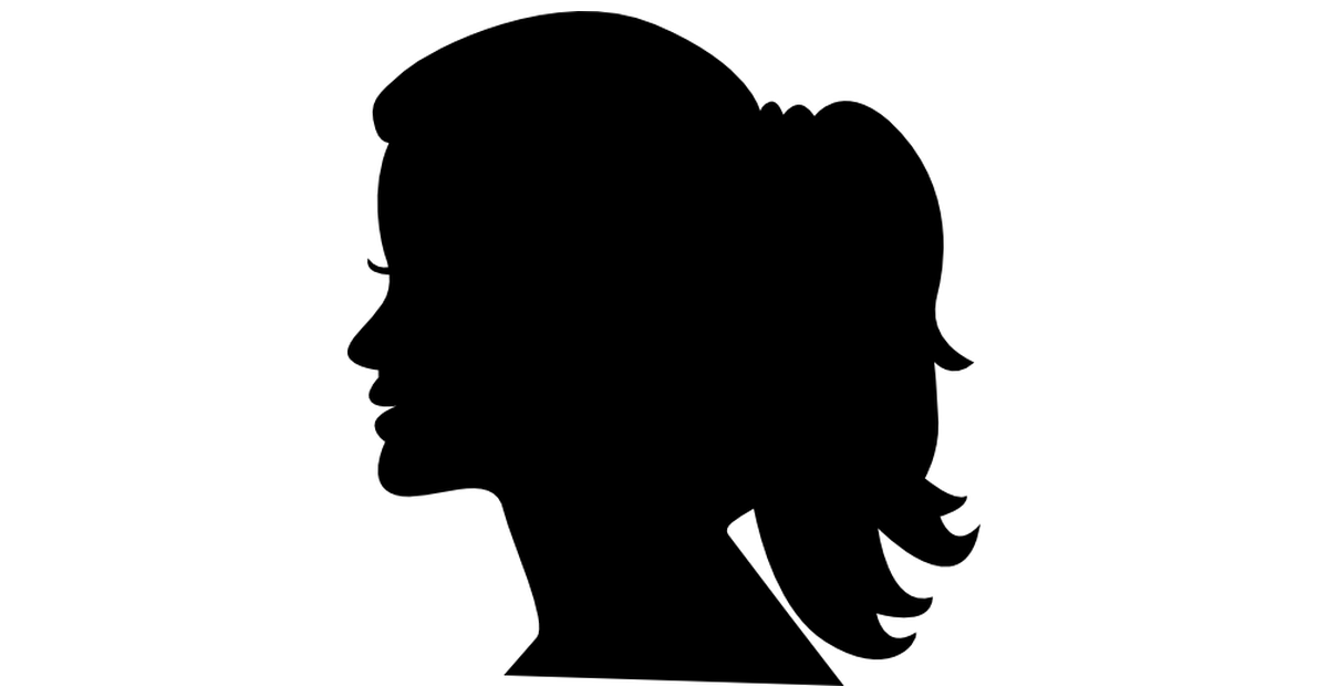 1200x630 Png Silhouette Woman Head Transparent Silhouette Woman Head.png