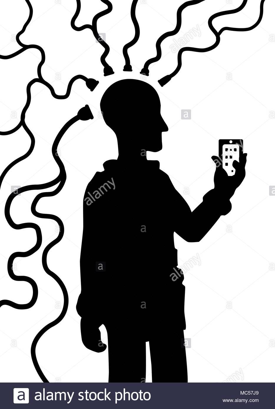 934x1390 Person Silhouette Identity Stock Photos Amp Person Silhouette
