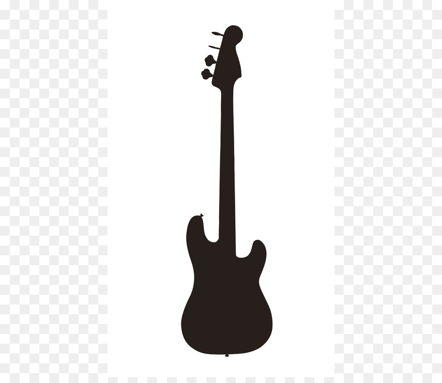 900x780 Bass Guitar Silhouette Electric Guitar Clip Art