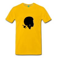 190x190 African American Female Silhouette T Shirt Spreadshirt