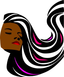 249x300 African Woman Silhouette Breast Cancer Woman Clip Art