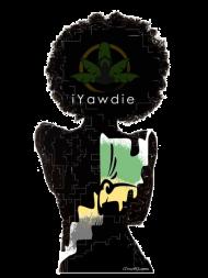 190x253 Afro Lady Silhouette By Iyawdie Spreadshirt