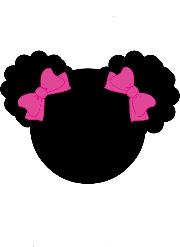 581x800 Afro Puffs Stickers By Patdoodles Redbubble