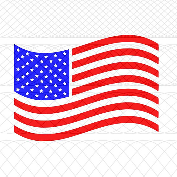 570x570 American Flag Svgpngstudio3 Cut Files For Silhouette Cameo