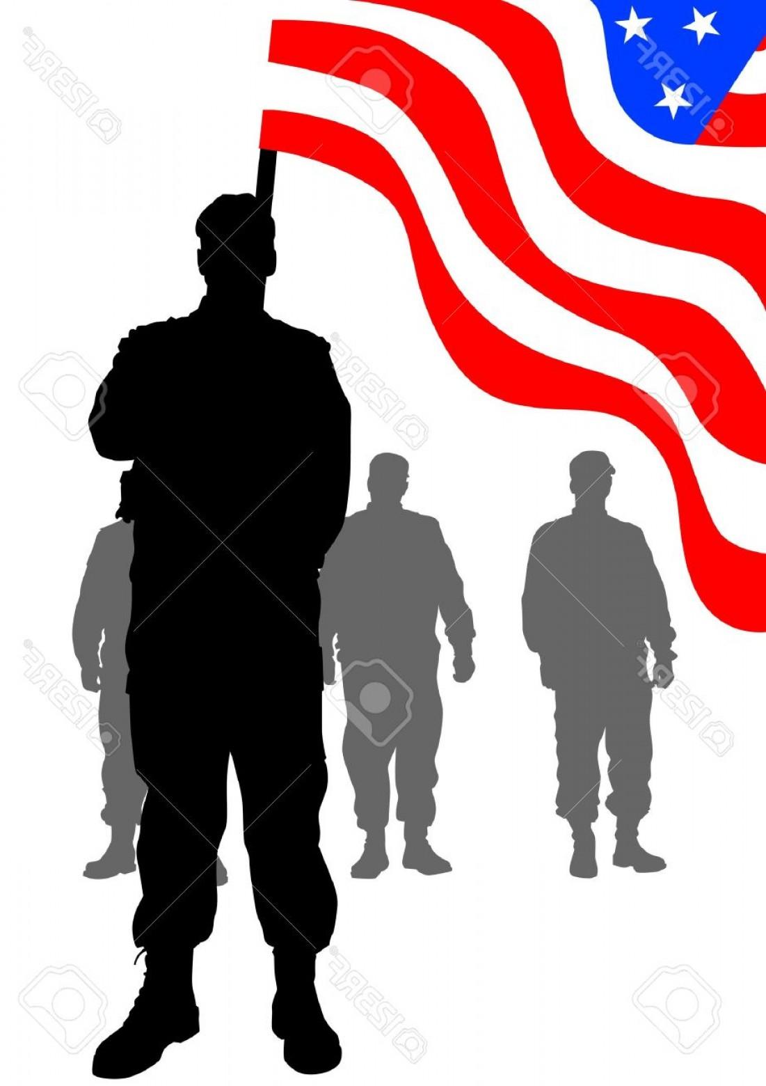 1101x1560 American Soldier Silhouette Vector Sohadacouri