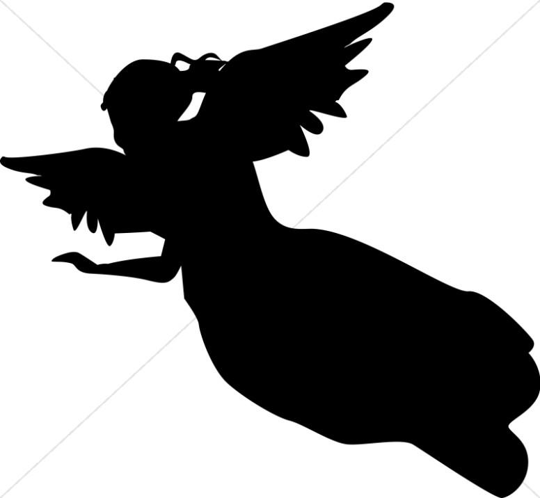 776x716 Messenger Angel Clipart Angel Clipart