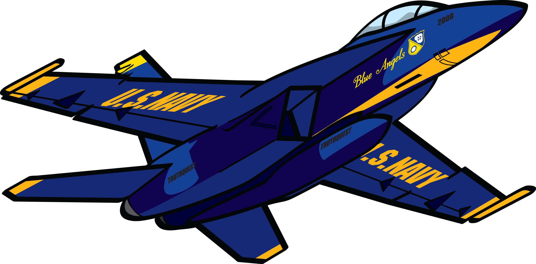 3025x1493 Jet Clipart Blue Angel