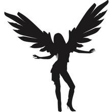 220x220 Online Get Cheap Angel Wings Silhouette Alibaba