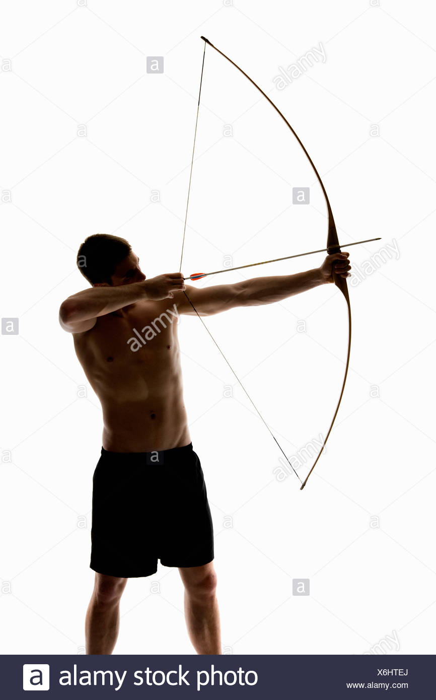 866x1390 Standing Archer Stock Photos Amp Standing Archer Stock Images